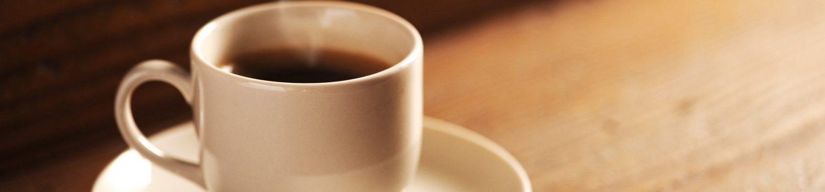 Kaffe og T